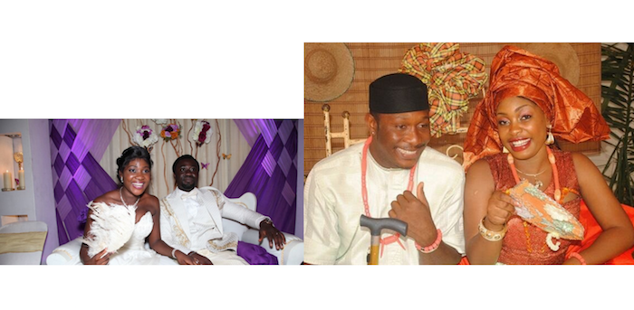 The 8 celebrity husband snatchers in Nigeria - See how they stole other women's husbands theinfong.com 700x343