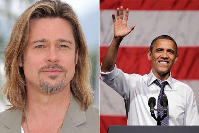 obama and brad pitt theinfong.com 700x467