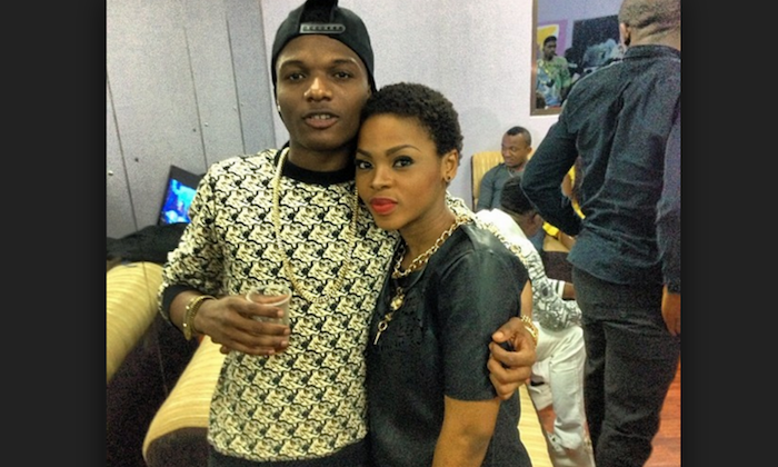 Wizkid and Chidinma theinfong.com 700x420