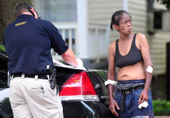 Shocking state of James Brown's daughter, Venisha Brown theinfong.com