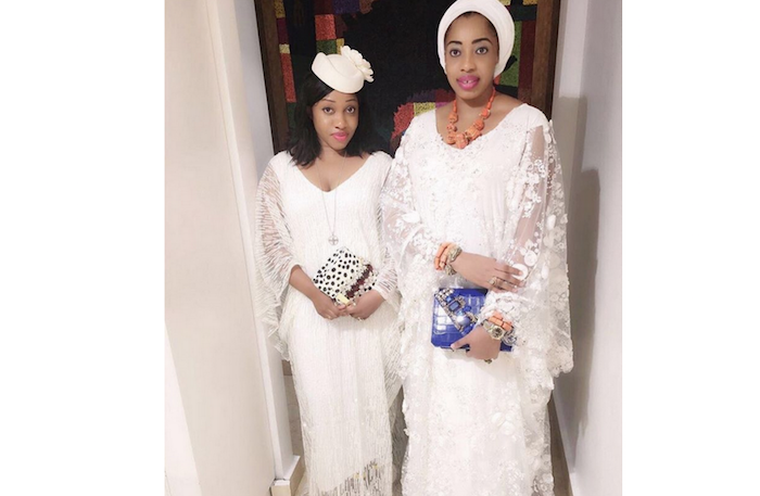 Checkout this Stunning photos of Ooni of Ife's wife and Jennifer Obayuwana theinfong.com 700x457