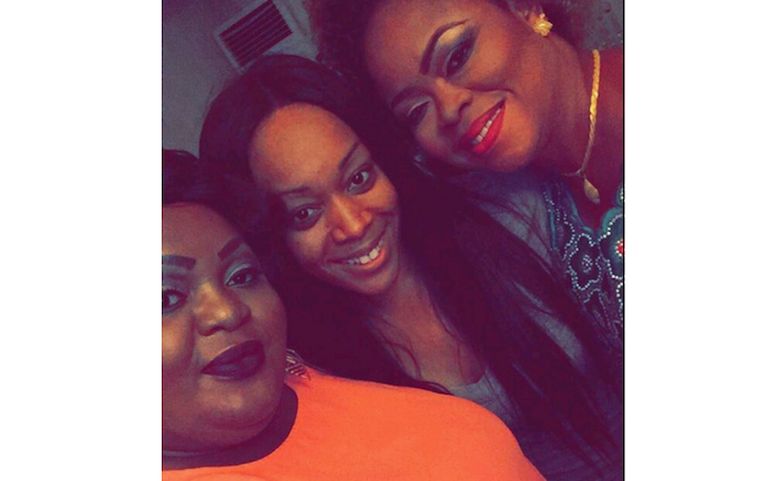 See what Actress Eniola Badmus was caught doing at Davido's Daughter Imade birthday party theinfong.com 700x434
