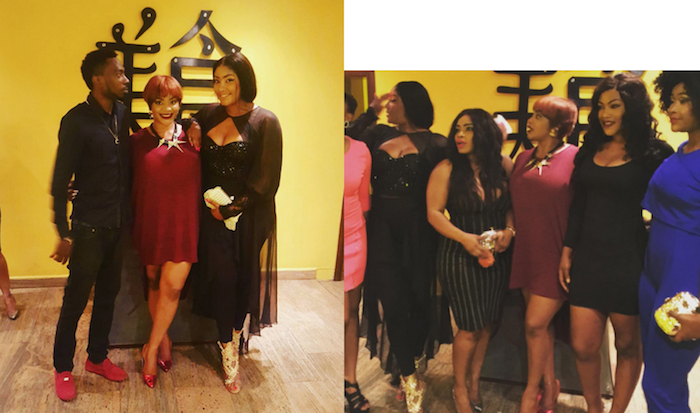 Photos from Uche Ogbodo's birthday party theinfong.com 700x413