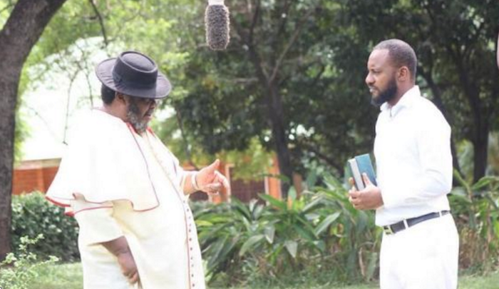 Father and son, Pete Edochie and Yul to act in the same movie theinfong.com 700x405