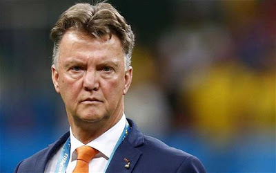 Read Louis Van Gaal's emotional statement after Man U sack him theinfong.com