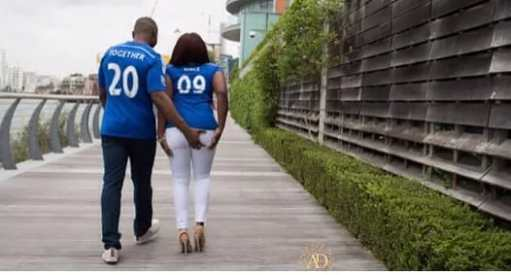 11 More crazy pre-wedding pictures of Nigerian couples that will leave rolling on the floor theinfong.com