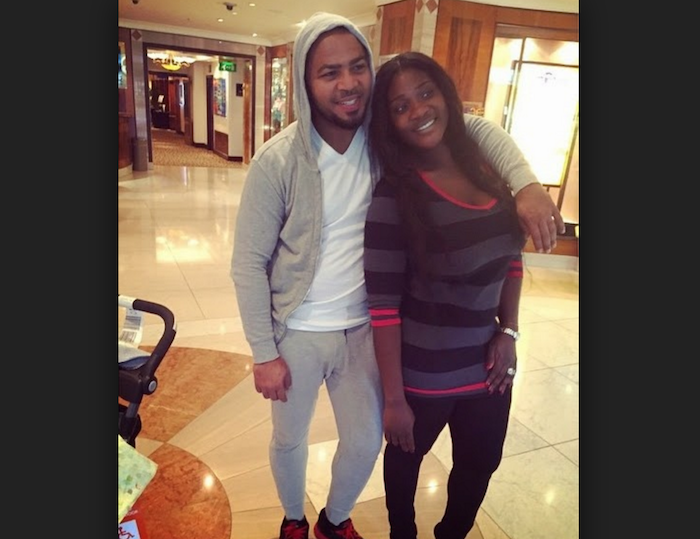 celebs you never knew were homeless theinfong.com - mercy johnson and ramsey nouah 700x539
