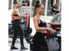 Rihanna flashes her flat tummy while leaving her apartment in NYC theinfong.com 700x481