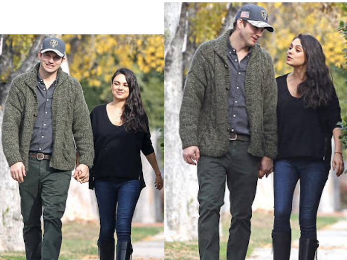 mila-kunis-and-husband-ashton-kutcher-step-out-for-the-first-time-since-they-welcomed-their-second-child-theinfong-com-700x525