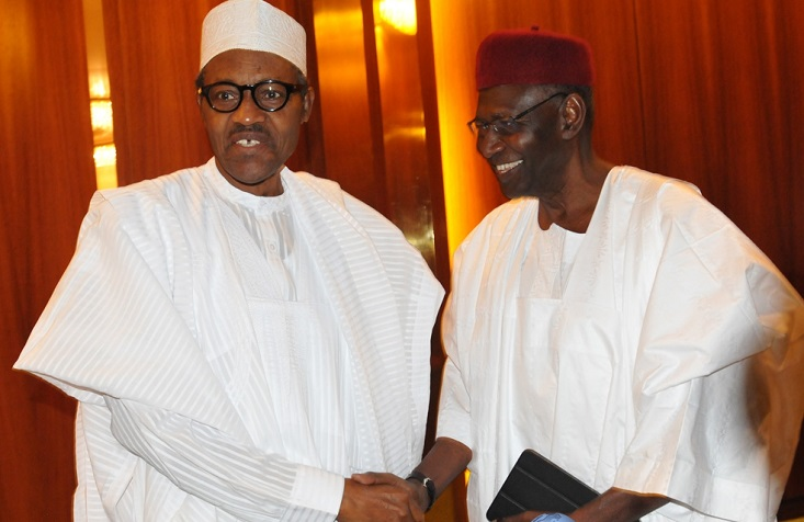 Buhari and Abba Kyari allegedly flown out of Nigeria for Coronavirus treatment : LEAKED AUDIO