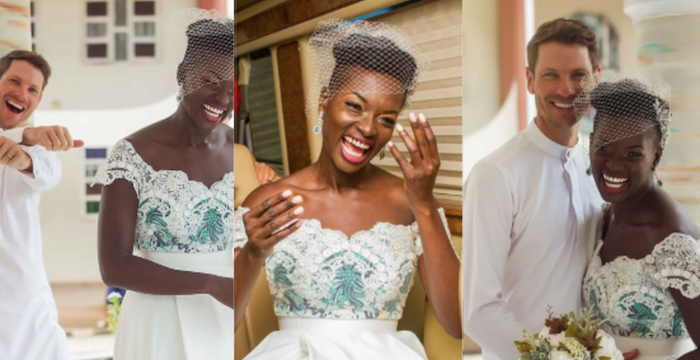 Wedding photos of Dora Akunyili's daughter