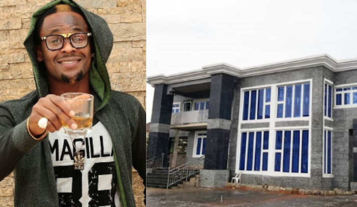 Zubby Michael shows off his beautiful new mansion theinfong