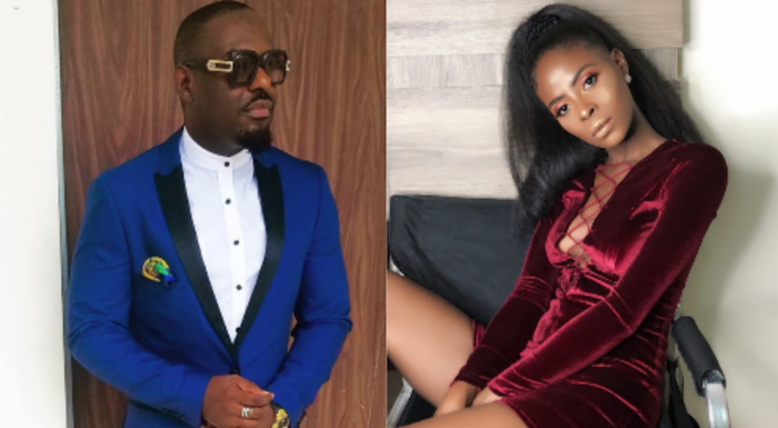 I am very scared of Jim Iyke - Khloe theinfong