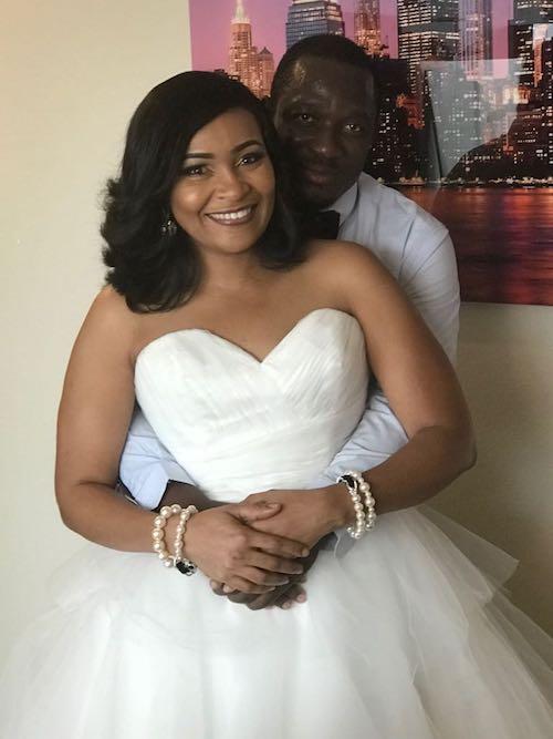 Doris Simeon and Taiwo Oduala in Ilu America theinfong