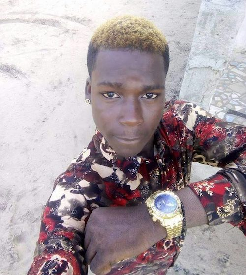 Olamide, armed robber theinfong.com