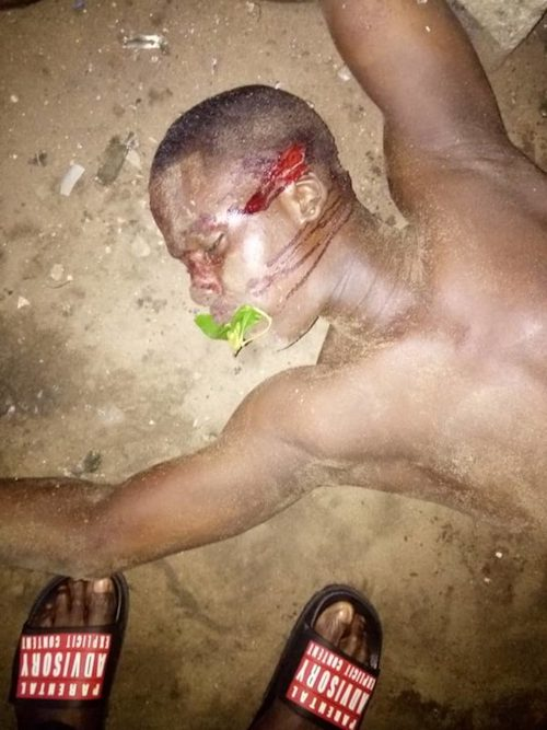 Olamide killed in shootout with Police theinfong.com