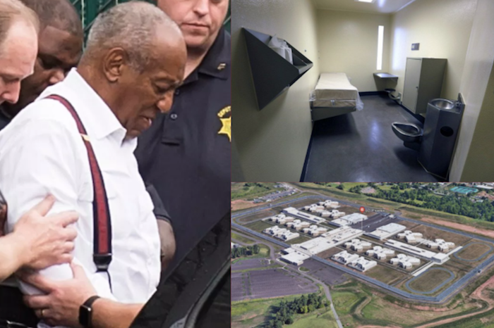 Bill Cosby prison theinfong