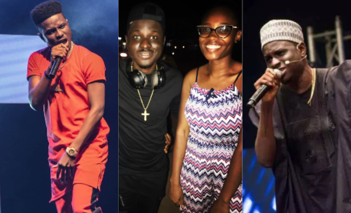 Kenny Blaq's updated biography theinfong
