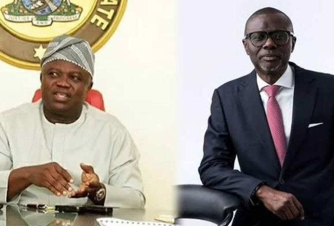 Sanwo-Olu replies Ambode