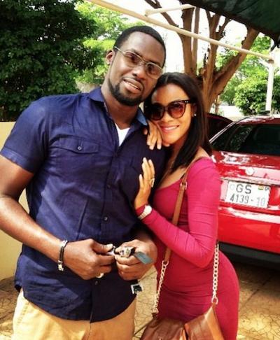 Damilola Adegbite and Chris Attoh marriage crash