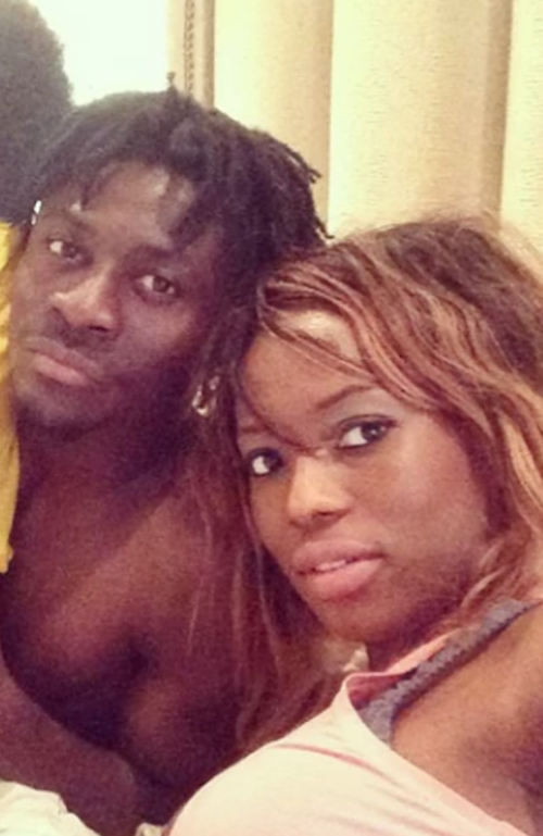 Martins and wife Abigail
