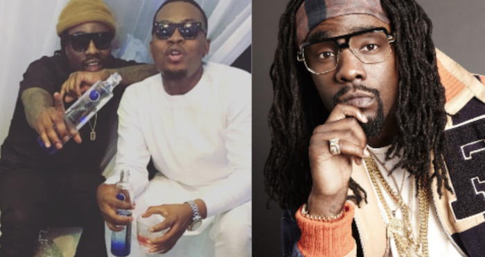 Olamide and Wale