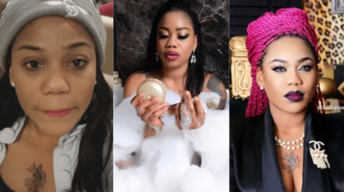 Toyin Lawani collage photo