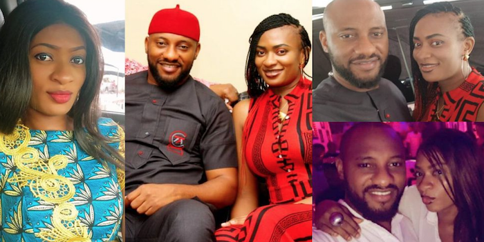Yul Edochie and family