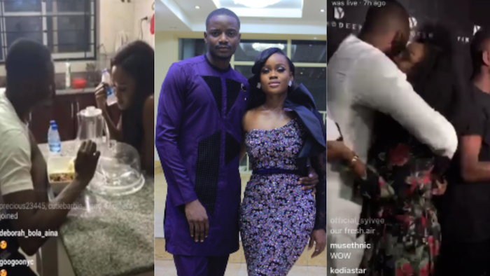 Leo and CeeC in love?