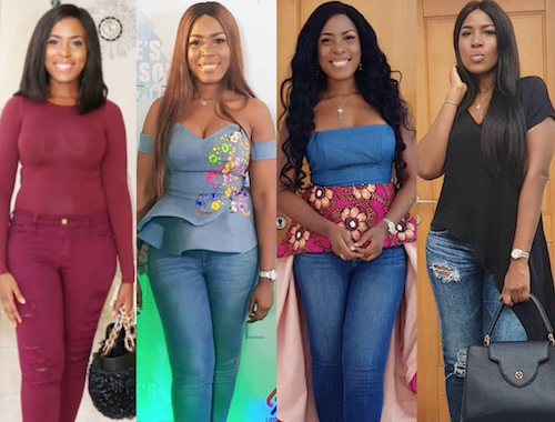 Linda Ikeji collage