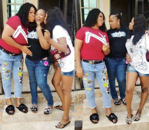 Lola Margaret Wunmi Ajiboye and Zainab Opeyemi