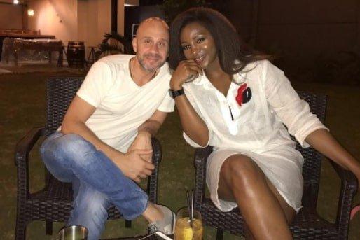 Genevieve Nnaji alleged Husband