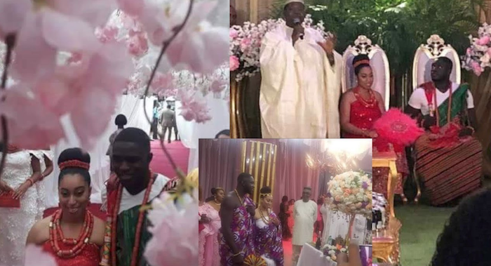 How Pastor Chris reacted to his Sharon's wedding