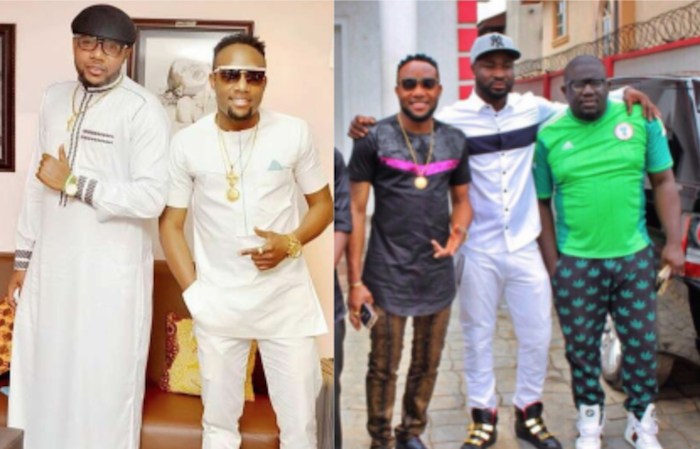 Emoney, Kcee, Sososoberekon and HarrySong