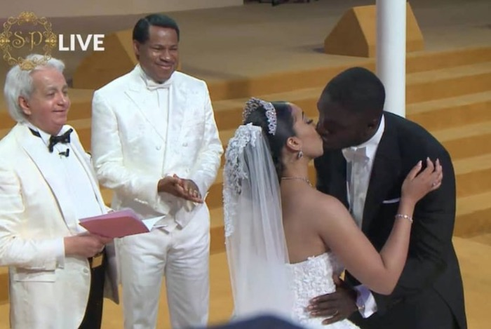 I was a virgin before I married Philip - Carissa Sharon Oyakhilome
