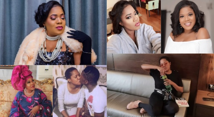 Toyin Abraham speaks about getting married