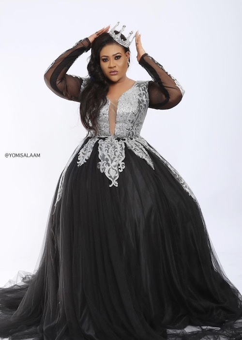 nkechi blessing crown