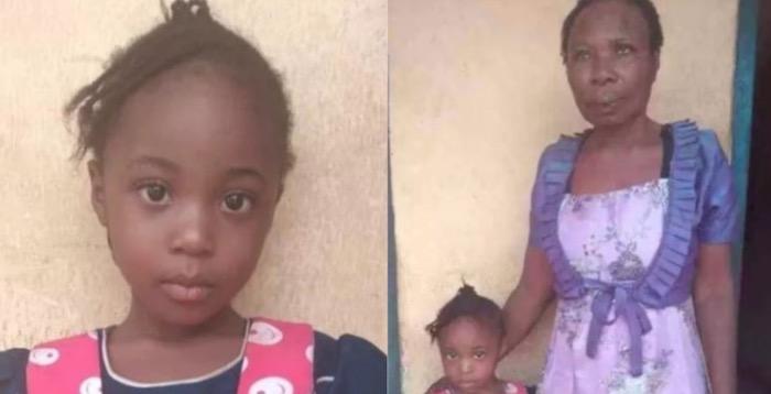 Woman dedicates stolen child