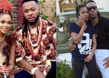 chidinma marries flavour
