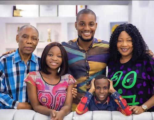 alexx ekubo dad, mum and siblings pictured