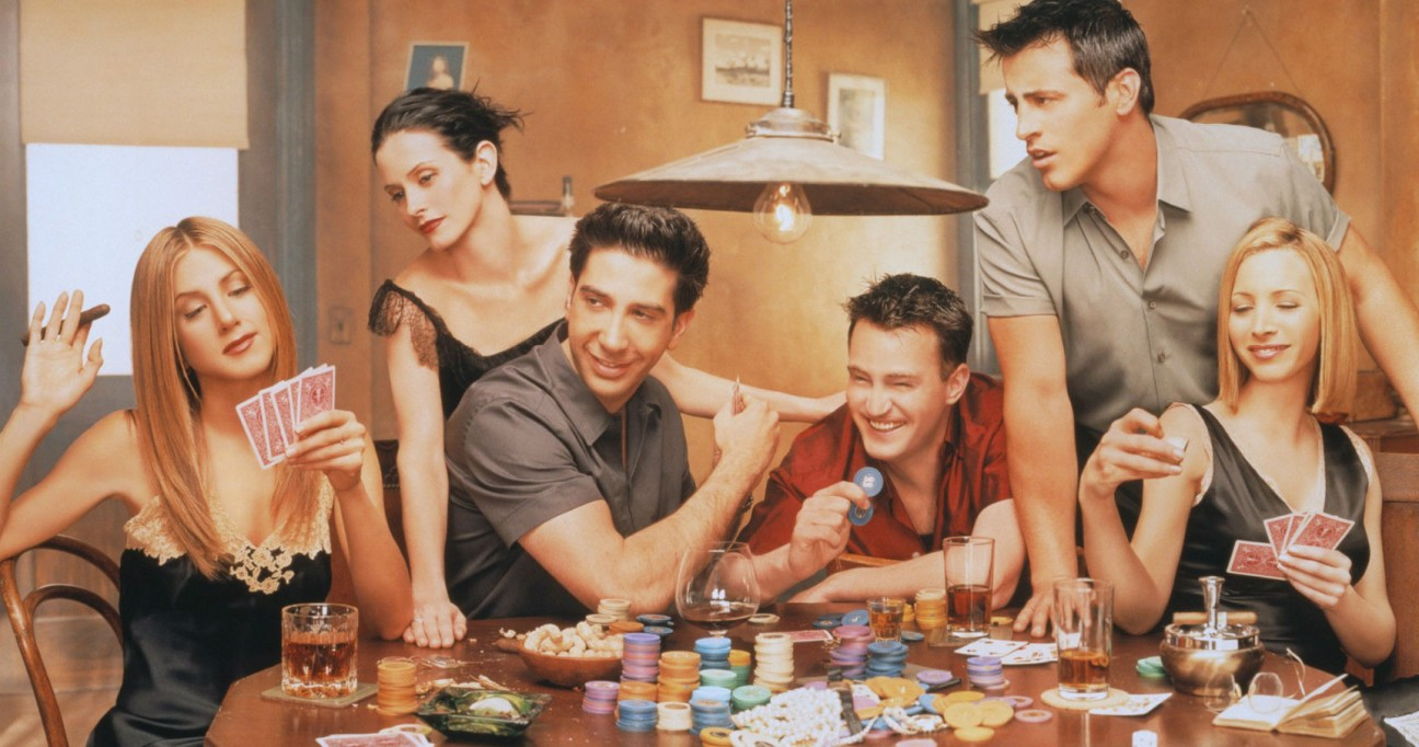 20 fascinating facts about friends.. theinfong.com