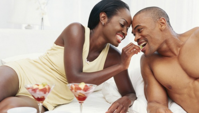 How to seduce your man and increase intimacy