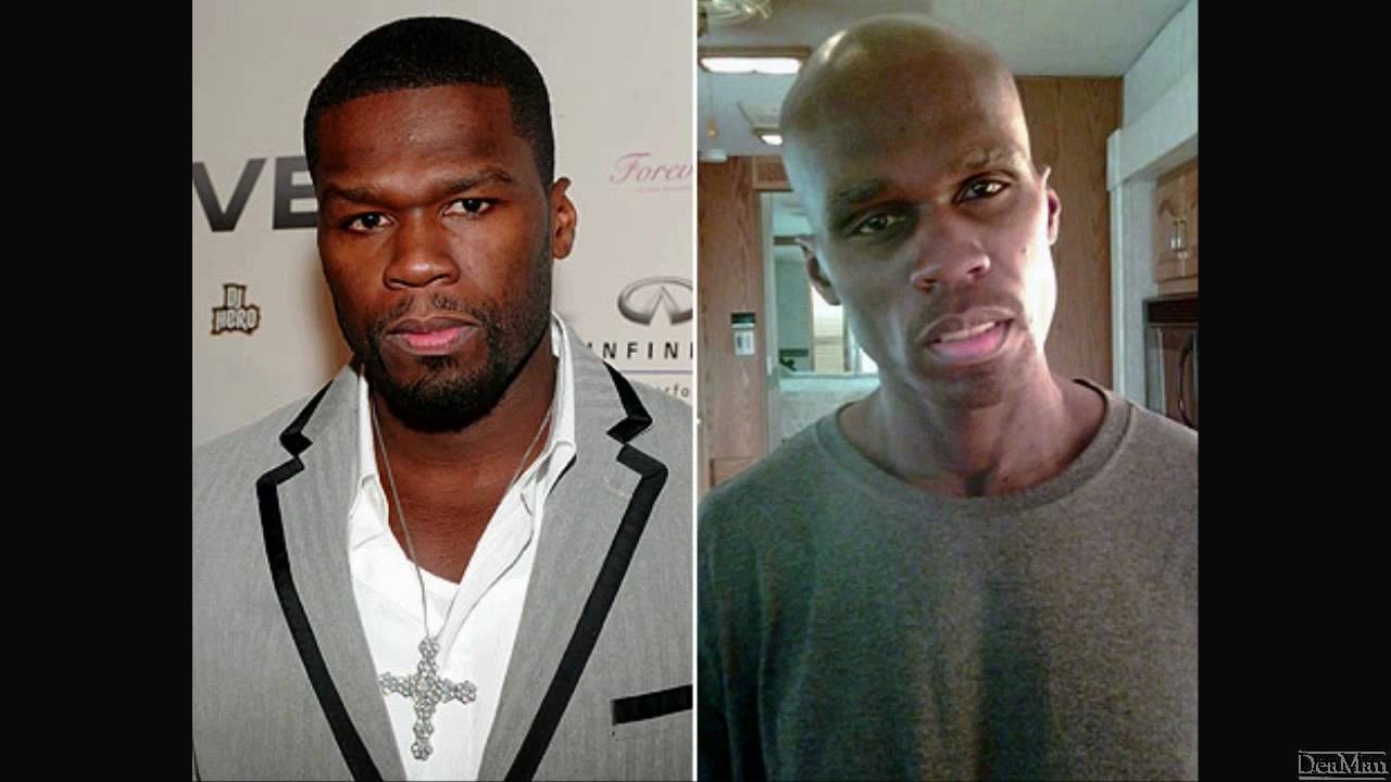 50-cent-10 celebrities who lost massive weight for film roles (With Pictures)-theinfong.com