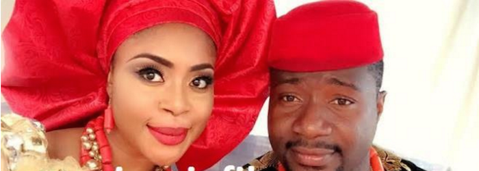 TROUBLE IN MIMI ORJIEKWE'S MARRIAGE, AS CHARLES BILLION DELETES ALL HER PICTURES ON HIS INSTAGRAM theinfong.com 700x250