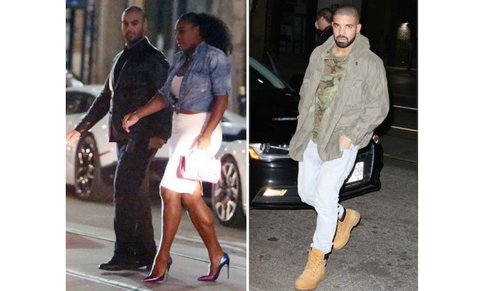 Drake and Serena theinfong.com 700x424