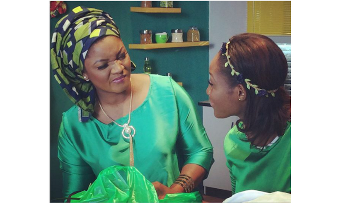 omotola jalade and daughter-celebrity mums and their pretty daughters theinfong.com 700x416