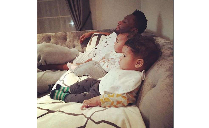 The 6 cutest Nigerian celebrity twin kids everyone loves (With Pictures) - mikel obi and twins theinfong.com 700x431