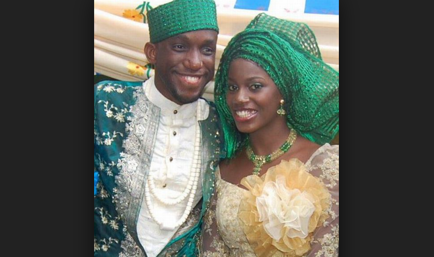 Nigerian wedding love theinfong.com