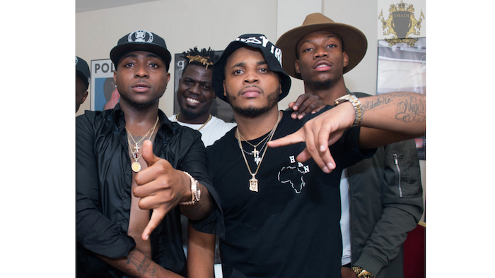 Photos from Davido's concert in London with Runtown, Sina Rambo, DizzyVC & more theinfong.com 700x394