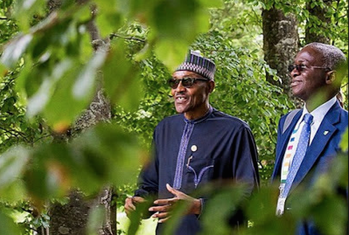 Buhari is creating a big office for Fashola in Aso Rock (Look) theinfong.com - 700x472